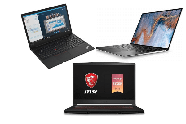 Best Laptops for Professionals