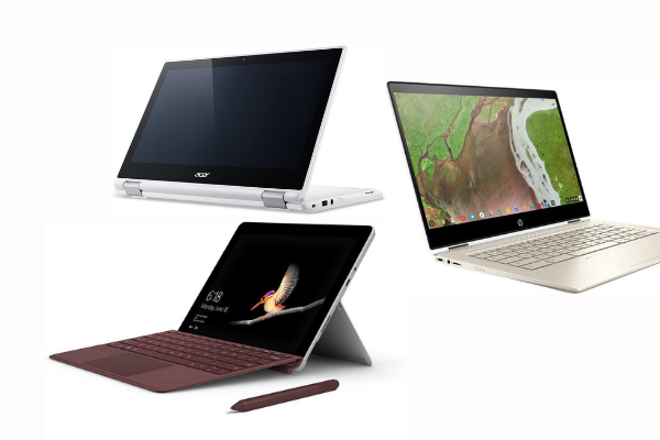 Best convertible laptops under $500