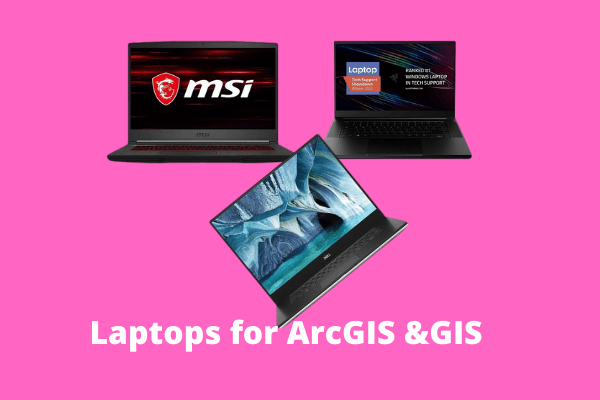 Laptops for ArcGIS