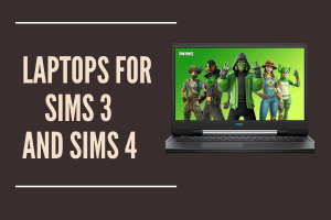Laptops for Sims 3