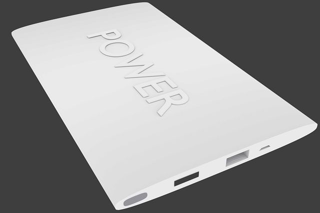 Power bank with laptop